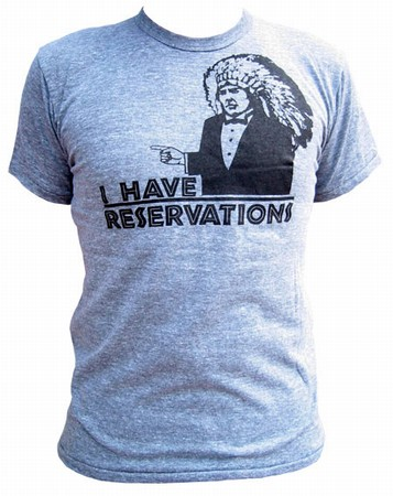 VintageVantage - Reservation shirt