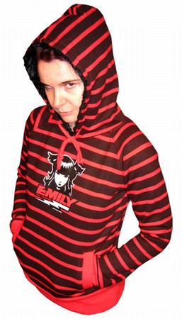 LIGHTNING STRIKES  POSSE - EMILY HOODY PULLOVER