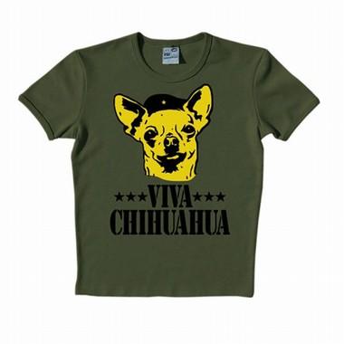 Logoshirt - Viva  Chihuahua - Shirt