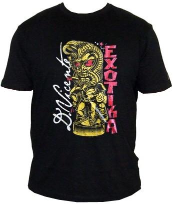David Vicente - Exotika - Shirt