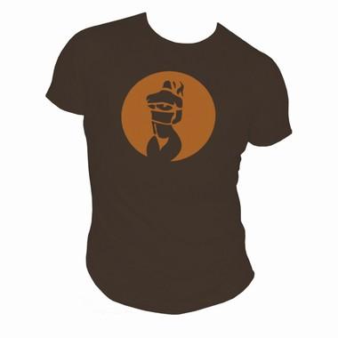 Bound - braun - Shirt