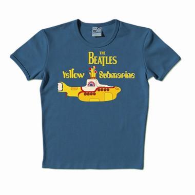 Logoshirt - The Beatles - Yellow Submarine - Shirt