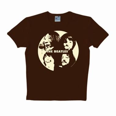 Logoshirt - The Beatles - Record - Shirt