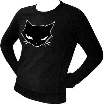 Emily the Strange - Neechee Sweater Top