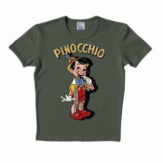 Logoshirt - Pinocchio Shirt - Olive