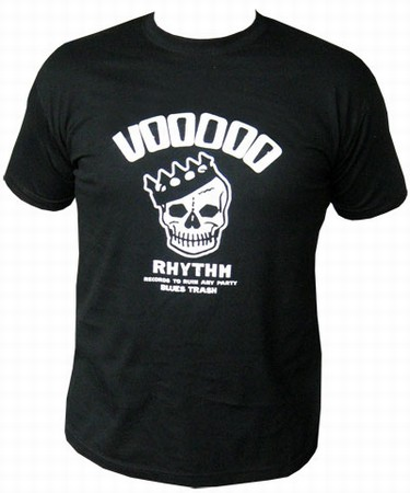Voodoo Rhythm Men-Shirt