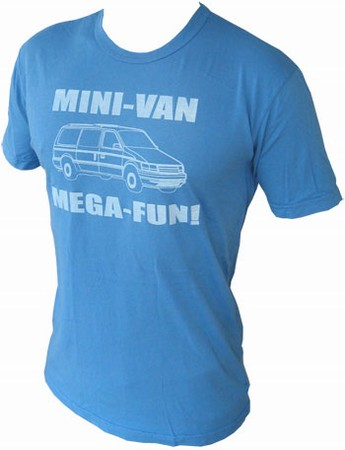 VintageVantage - Mini Van Shirt