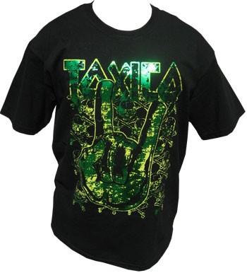 Metal Hand Shirt