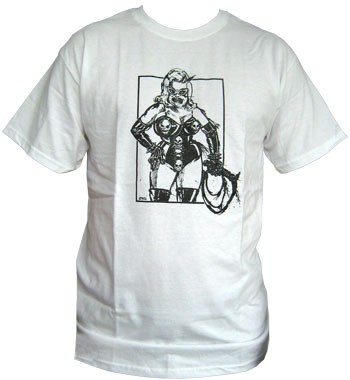 Domina - White - Men Shirt