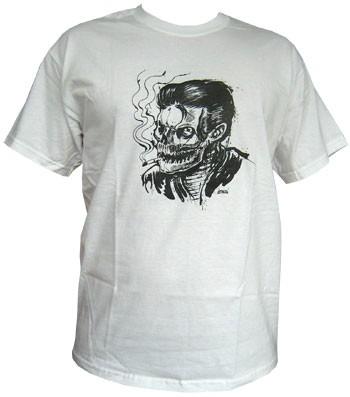 Smoke Kills - White - Men Shirt