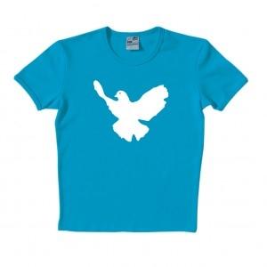 Logoshirt - Friedenstaube - Shirt