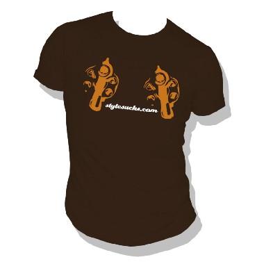 Guns  Shirt  Brown - Men