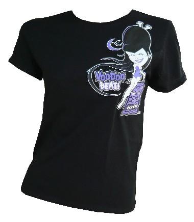 Tiki Girl Shirt - Girl Shirt