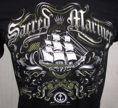 Sacred Clothier Mariner Shirt