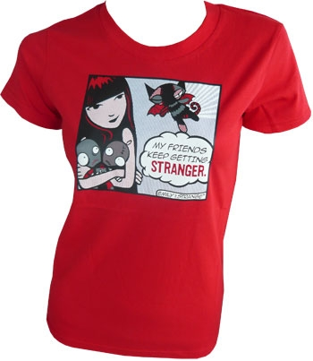 Emily The Strange - Getting Stranger Shirt