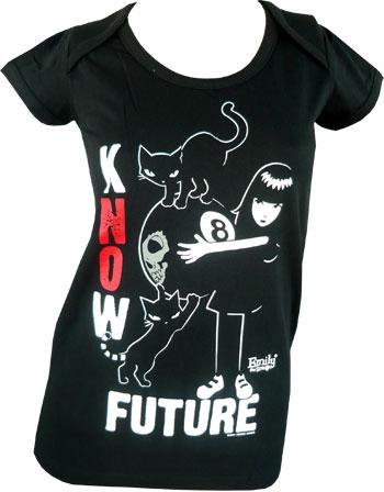 Emily The Strange - No Future Shirt
