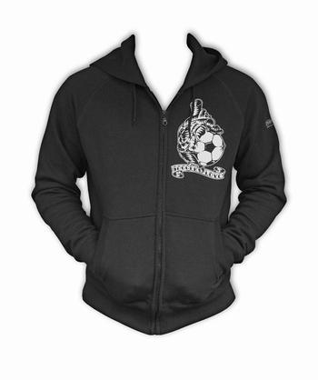 Soccer Love - Fussball - Kapuzenpullover