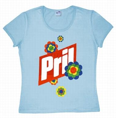 Logoshirt - Pril  - Girl Shirt