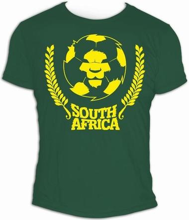 Lion - Men Shirt Grün