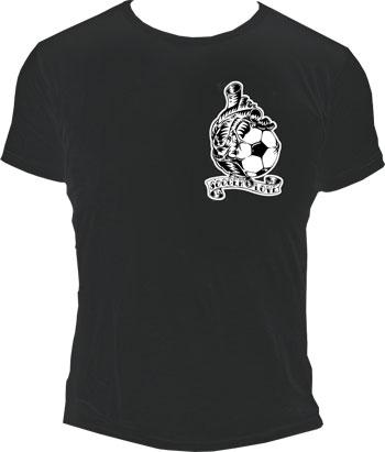 Soccer Love - Shirt schwarz