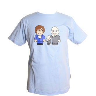 Toonstar - Mojo - Shirt - lightskyblue