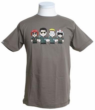 Toonstar - Fighter Pilot - Shirt - khaki