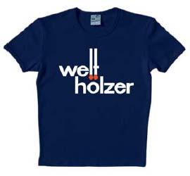Logoshirt - Welthoelzer - Shirt