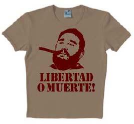 Logoshirt - Fidel - Shirt