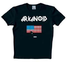 Logoshirt - Arkanoid - Shirt