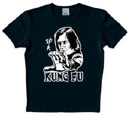 Logoshirt - Kung Fu - Shirt