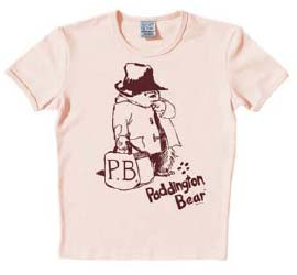 Logoshirt - Paddington Thinking - Shirt
