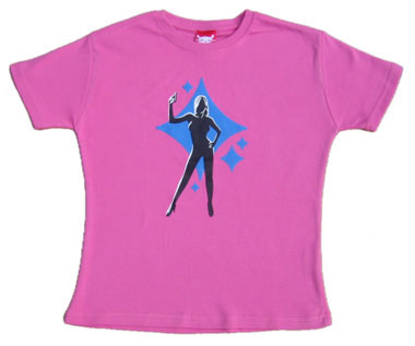 Marco Almera - Blondie - Girlie-Shirt