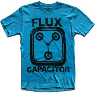 American Classics - Flux Capacitator - Shirt - Türkis