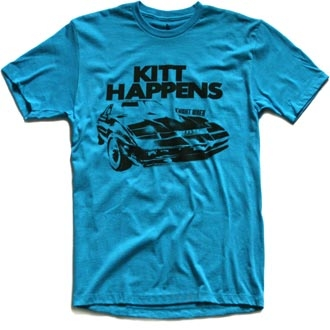 American Classics - Kitt happens - Shirt - Türkis