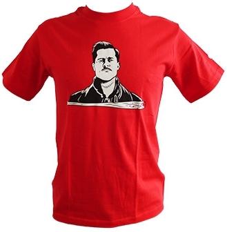 Basterd - Shirt - Rot