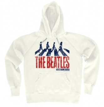 BEATLES HOODY KAPUZENPULLOVER -  ABBEY ROAD VINTAGE