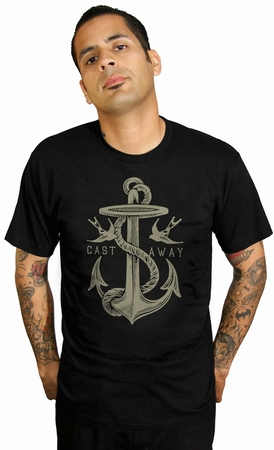 Cast Away - Steady Clothing T-Shirt