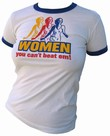 VINTAGEVANTAGE - WOMEN GIRLIE SHIRT