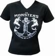 The Monsters - Hurt - Girlie-Shirt