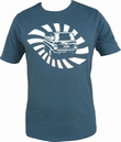 Lovebus - blau - shirt