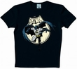 LOGOSHIRT - BATMAN - VOLLMOND - FULL MOON - SHIRT