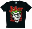 LOGOSHIRT - BATMAN - JOKER - SHIRT
