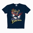 SUPERMAN SHIRT - THIS IS A JOB - LOGOSHIRT