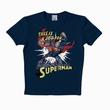 SUPERMAN SHIRT - THIS IS A JOB - LOGOSHIRT