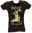 Exotica Groovin Hot Rod black - Girl Shirt