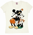 LOGOSHIRT - MINNIE UND MICKY MAUS GIRL SHIRT