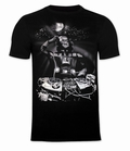 STAR WARS T-SHIRT DJ DARTH VADER IN DA HOUSE