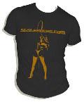 Whipped - schwarz - shirt Modell: STSCK018