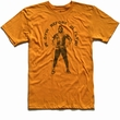 AMERICAN CLASSICS - DYIN BEFORE FLYIN - SHIRT - GELB, ORANGE
