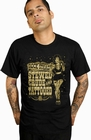 STEWED AND TATTOOED - STEADY CLOTHING T-SHIRT